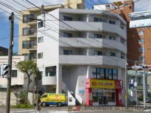菊水1Rマンション外観