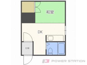 札幌市白石区本通11丁目南0賃貸アパート間取図面