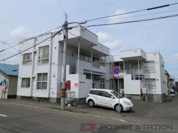 札幌市白石区栄通15丁目0賃貸アパート外観写真