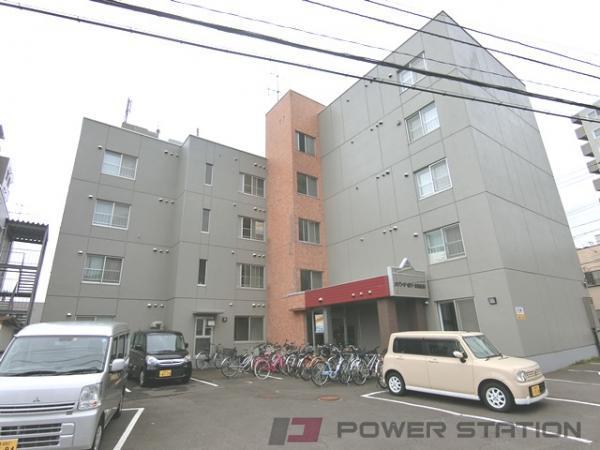 札幌市白石区南郷通20丁目南0賃貸マンション外観写真