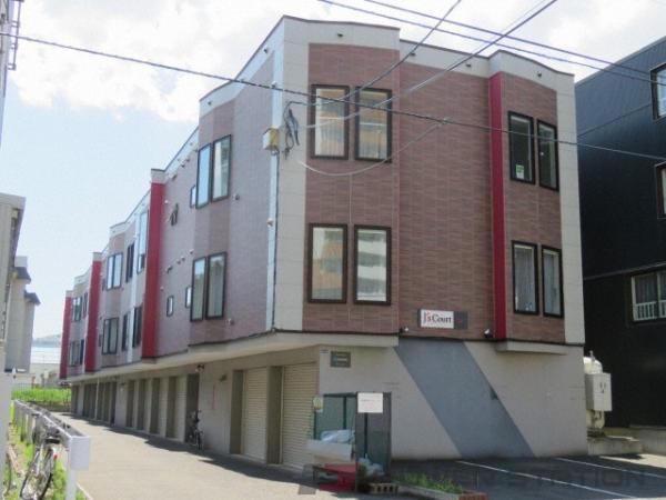 アパート・J・scourt東札幌