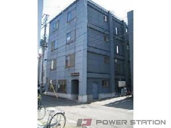 札幌市白石区菊水4条1丁目1賃貸マンション外観写真