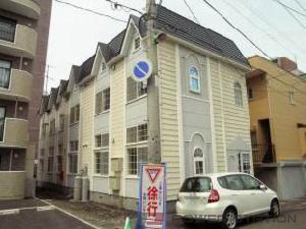 アパート・ビクターハイム東札幌