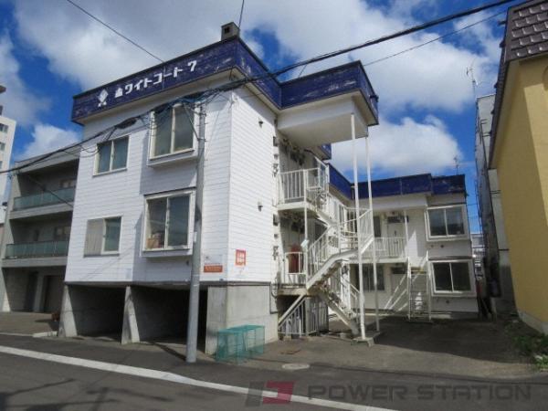 アパート・ホワイトコート7