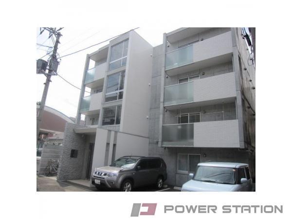 東札幌2LDKマンション外観