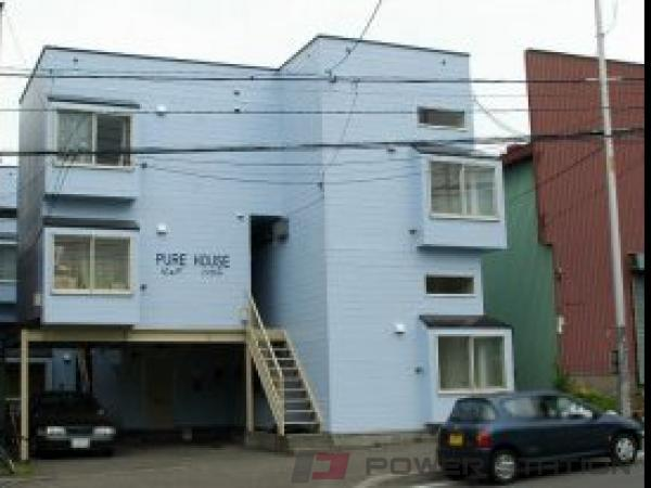 札幌市白石区栄通2丁目1賃貸アパート外観写真