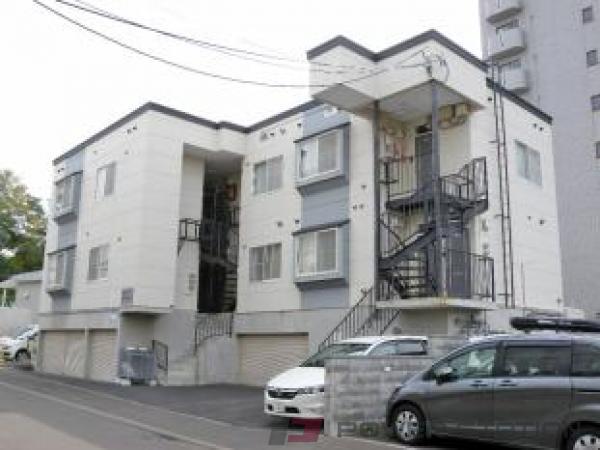 アパート・CASA白石