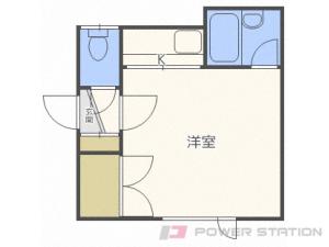 菊水1Rアパート図面
