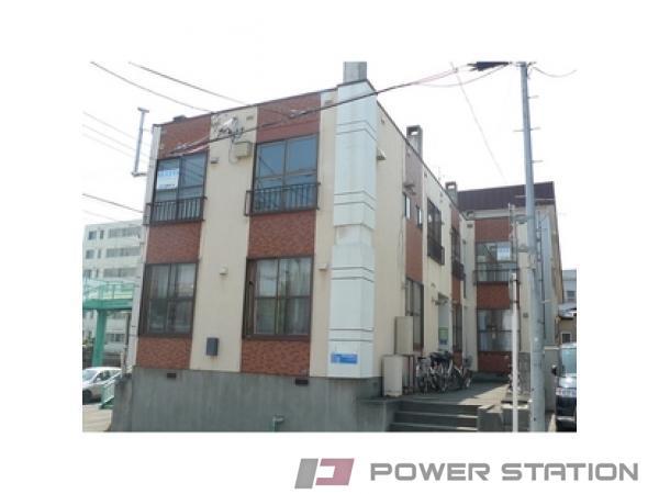 札幌市白石区本郷通13丁目北0賃貸アパート外観写真