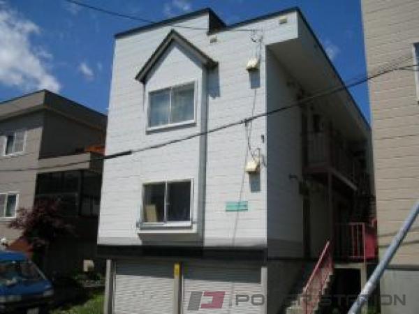 札幌市白石区北郷1条5丁目0賃貸アパート外観写真
