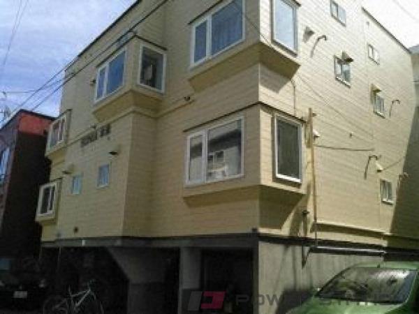 札幌市白石区本通1丁目南0賃貸アパート外観写真