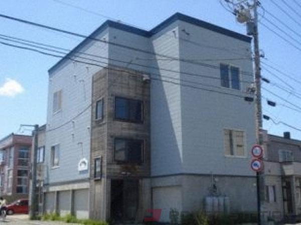 札幌市白石区北郷1条7丁目0賃貸アパート外観写真
