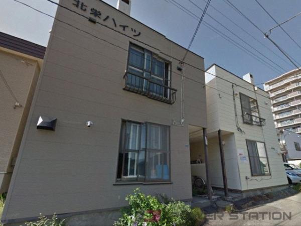 札幌市白石区本通3丁目南1賃貸アパート外観写真