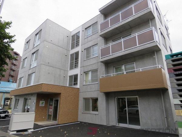 マンション・ゼスティ東札幌