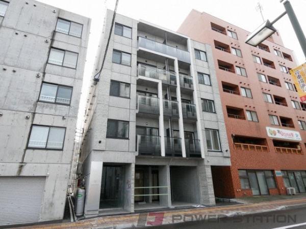 仮)JR白石駅前新築マンション
