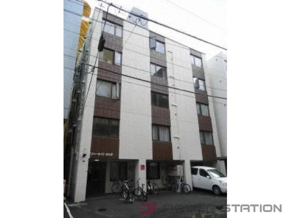 札幌市豊平区豊平1条1丁目0賃貸マンション外観写真