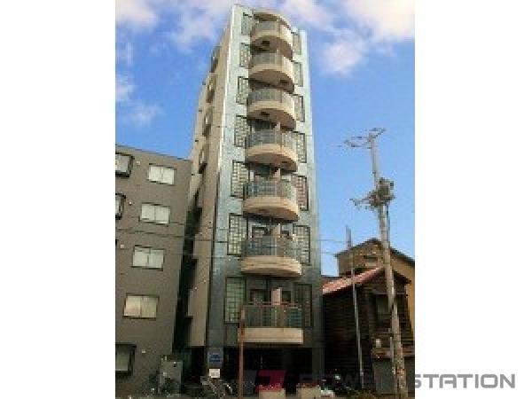 札幌市豊平区豊平2条1丁目0賃貸マンション外観写真