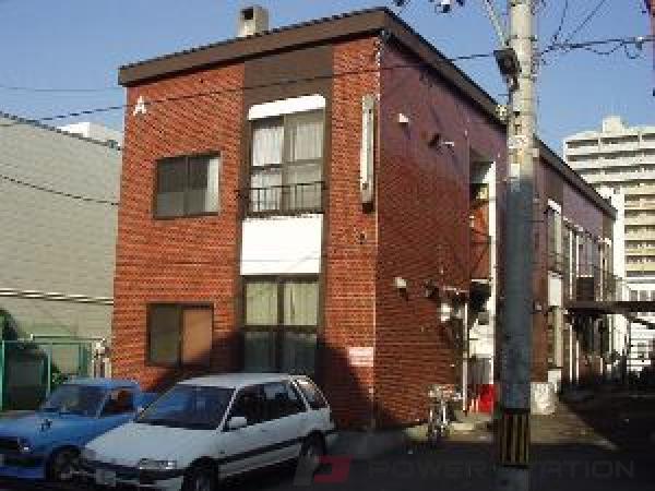 札幌市豊平区豊平6条3丁目0賃貸アパート外観写真