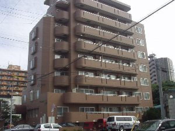 札幌市豊平区水車町2丁目0賃貸マンション外観写真