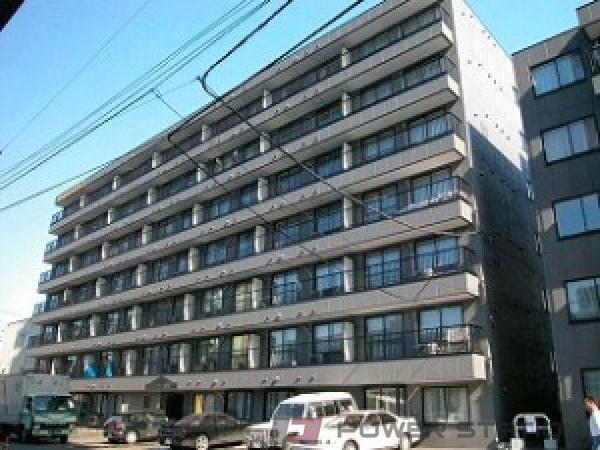 札幌市豊平区豊平4条2丁目0賃貸マンション外観写真