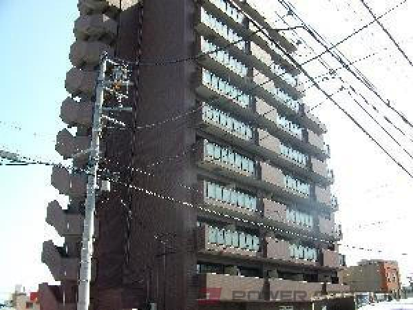 札幌市豊平区豊平4条3丁目0賃貸マンション外観写真