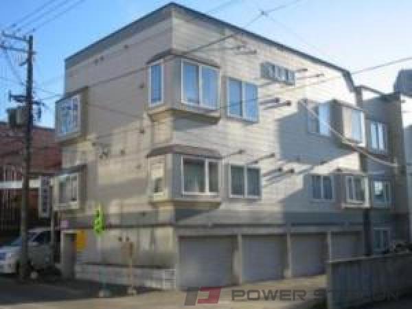 札幌市豊平区豊平5条3丁目1賃貸アパート外観写真