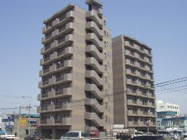札幌市豊平区豊平4条9丁目0賃貸マンション外観写真