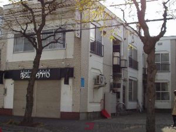 札幌市豊平区豊平6条7丁目0賃貸アパート外観写真