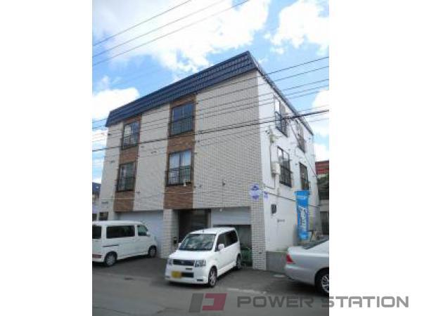 札幌市豊平区豊平7条8丁目0賃貸マンション外観写真