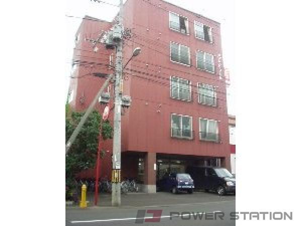 札幌市豊平区豊平3条9丁目1賃貸マンション外観写真