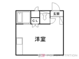 札幌市豊平区豊平4条11丁目1賃貸マンション間取図面