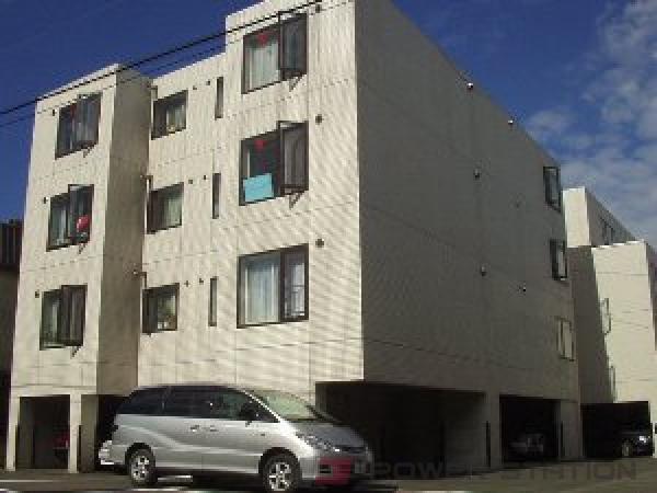 札幌市豊平区豊平5条10丁目1賃貸マンション外観写真