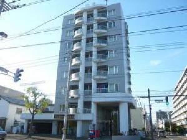 札幌市豊平区豊平5条10丁目0賃貸マンション外観写真