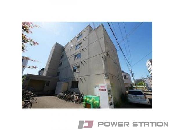 札幌市豊平区水車町7丁目0賃貸マンション外観写真