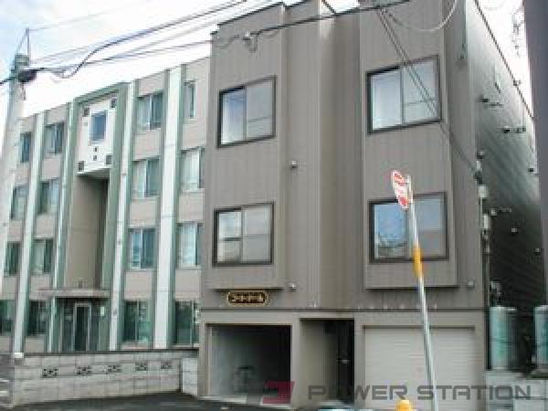 アパート・コート・ドール