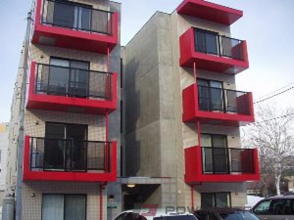 札幌市豊平区豊平6条10丁目0賃貸マンション外観写真