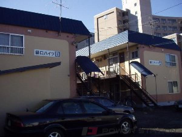 札幌市豊平区豊平7条10丁目0賃貸アパート外観写真