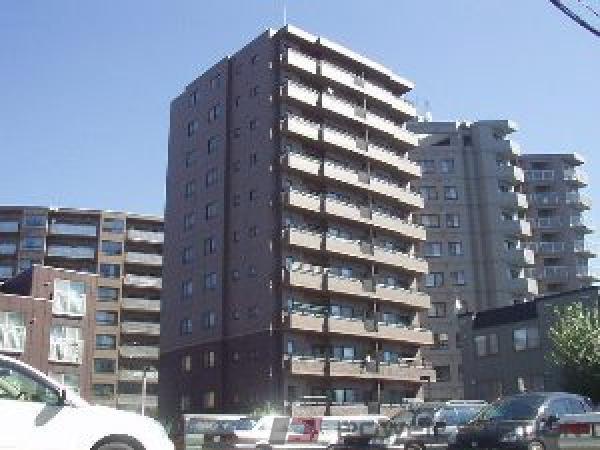 札幌市豊平区豊平8条10丁目0分譲リースマンション外観写真