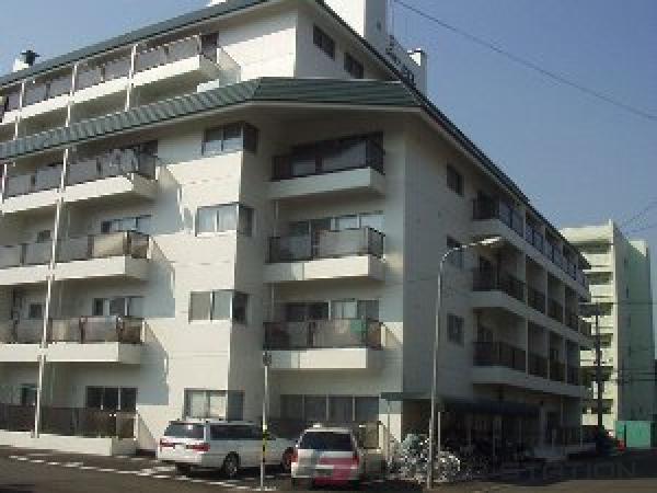札幌市豊平区豊平8条10丁目0賃貸マンション外観写真