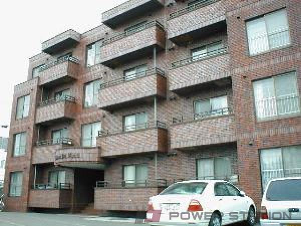 札幌市豊平区平岸3条2丁目0賃貸マンション外観写真