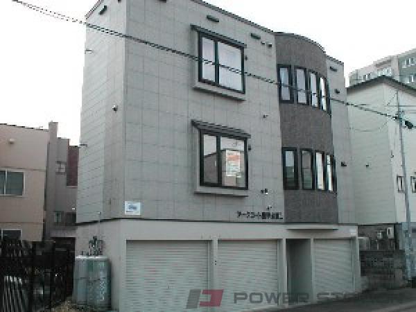 札幌市豊平区平岸4条2丁目0賃貸アパート外観写真