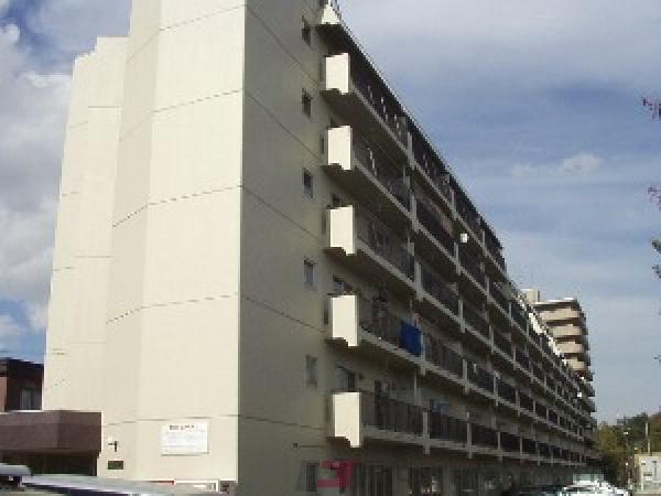 札幌市豊平区豊平8条13丁目0賃貸マンション外観写真