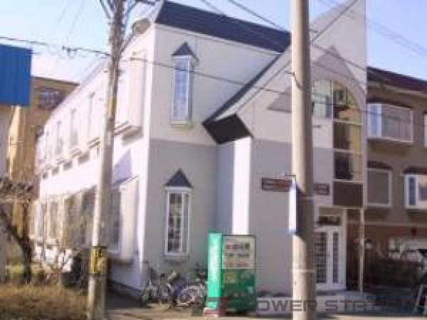 札幌市豊平区美園1条8丁目0賃貸アパート外観写真