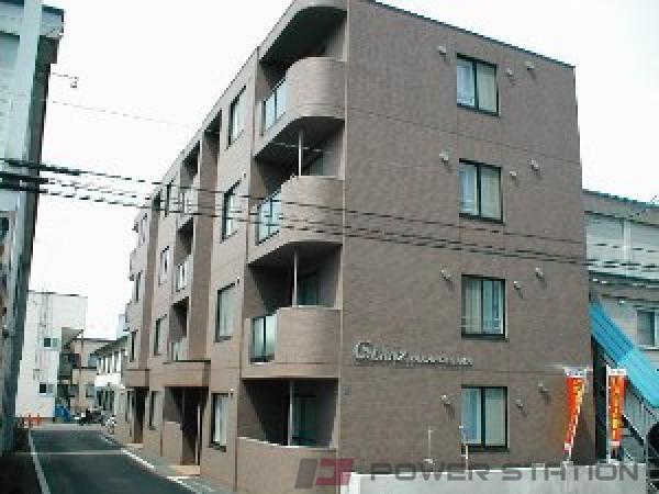 札幌市豊平区中の島1条3丁目賃貸マンション