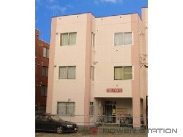 札幌市豊平区中の島2条2丁目1賃貸マンション外観写真