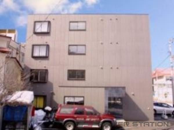 札幌市豊平区中の島2条1丁目1賃貸マンション外観写真
