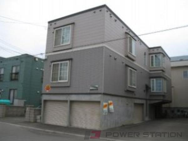 札幌市豊平区平岸2条3丁目0賃貸アパート外観写真