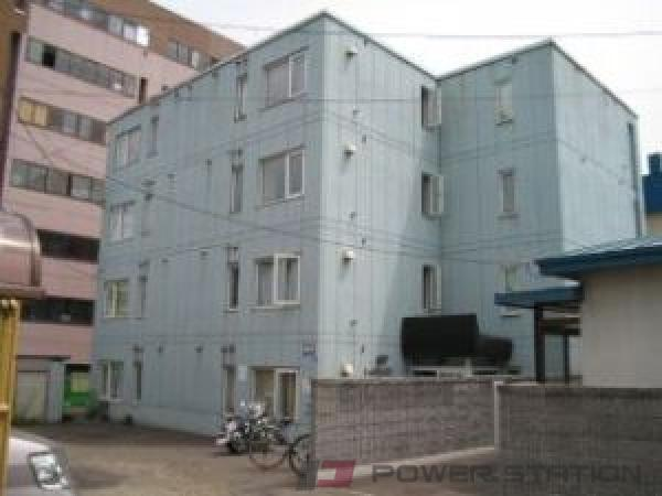 札幌市豊平区平岸2条4丁目1賃貸マンション外観写真