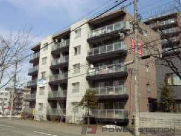 札幌市豊平区平岸2条5丁目0賃貸マンション外観写真