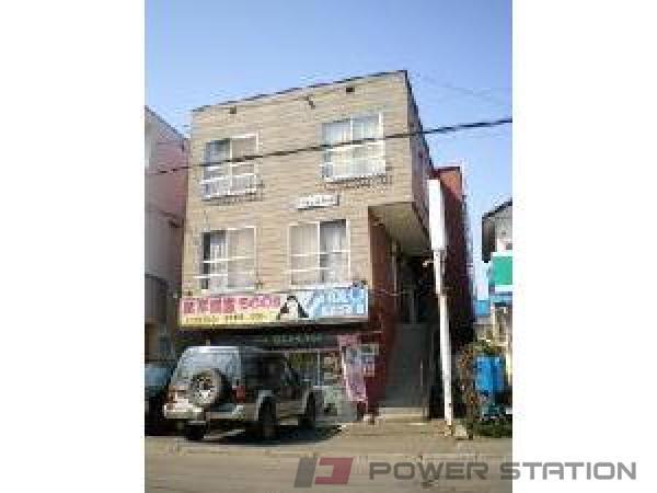 札幌市豊平区平岸4条6丁目0賃貸アパート外観写真